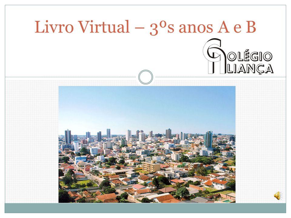 Livro Virtual – 3ºs anos A e B