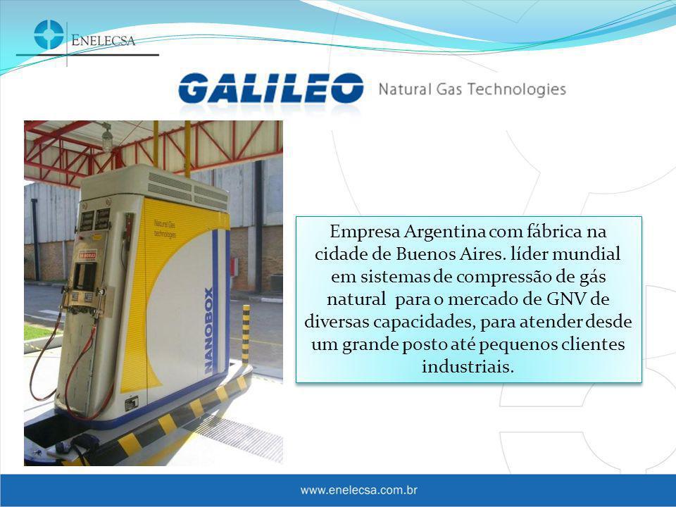 Empresa Argentina com fábrica na cidade de Buenos Aires