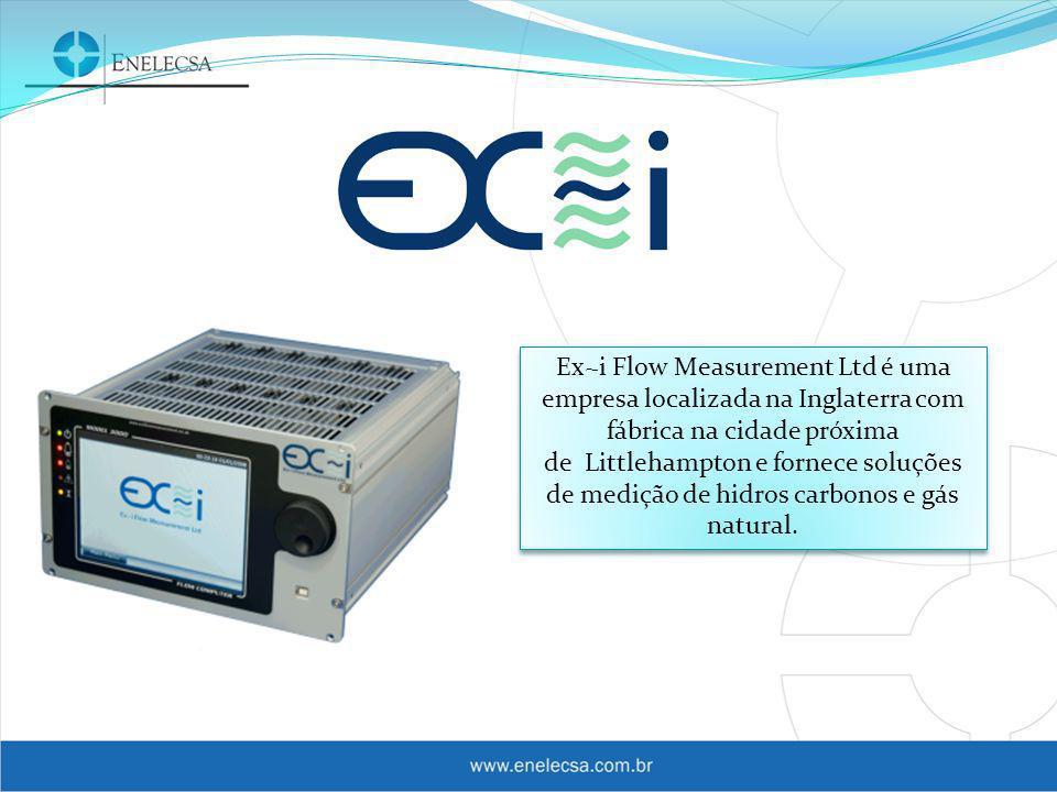 Ex~i Flow Measurement Ltd é uma empresa localizada na Inglaterra com fábrica na cidade próxima de Littlehampton e fornece soluções de medição de hidros carbonos e gás natural.