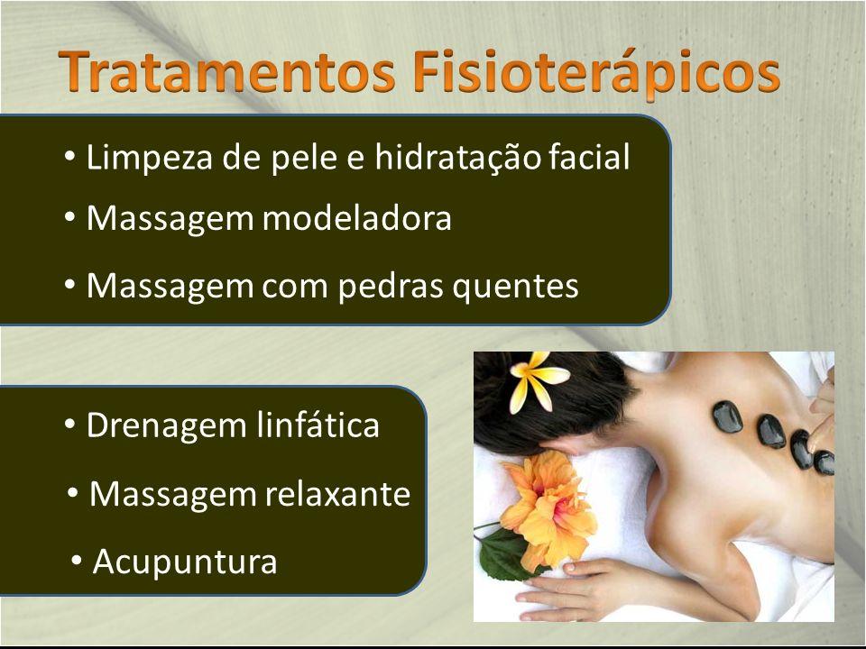Tratamentos Fisioterápicos