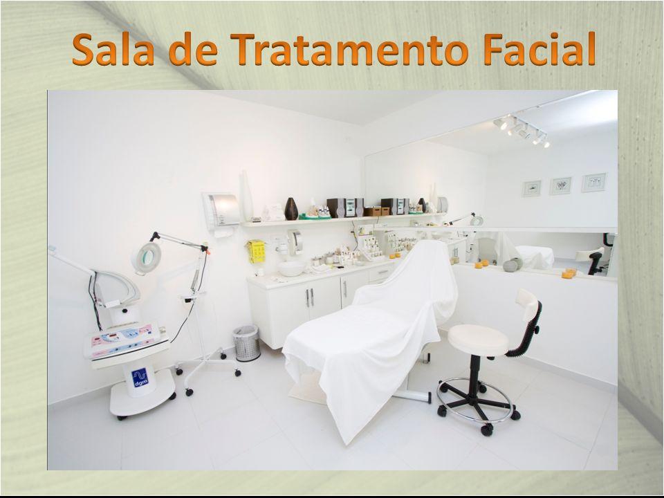 Sala de Tratamento Facial