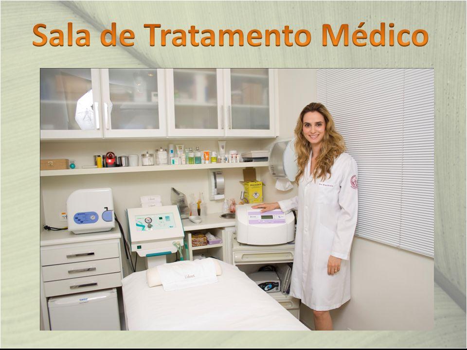 Sala de Tratamento Médico
