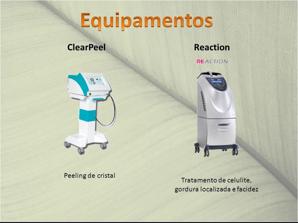 Tratamento de celulite, gordura localizada e facidez