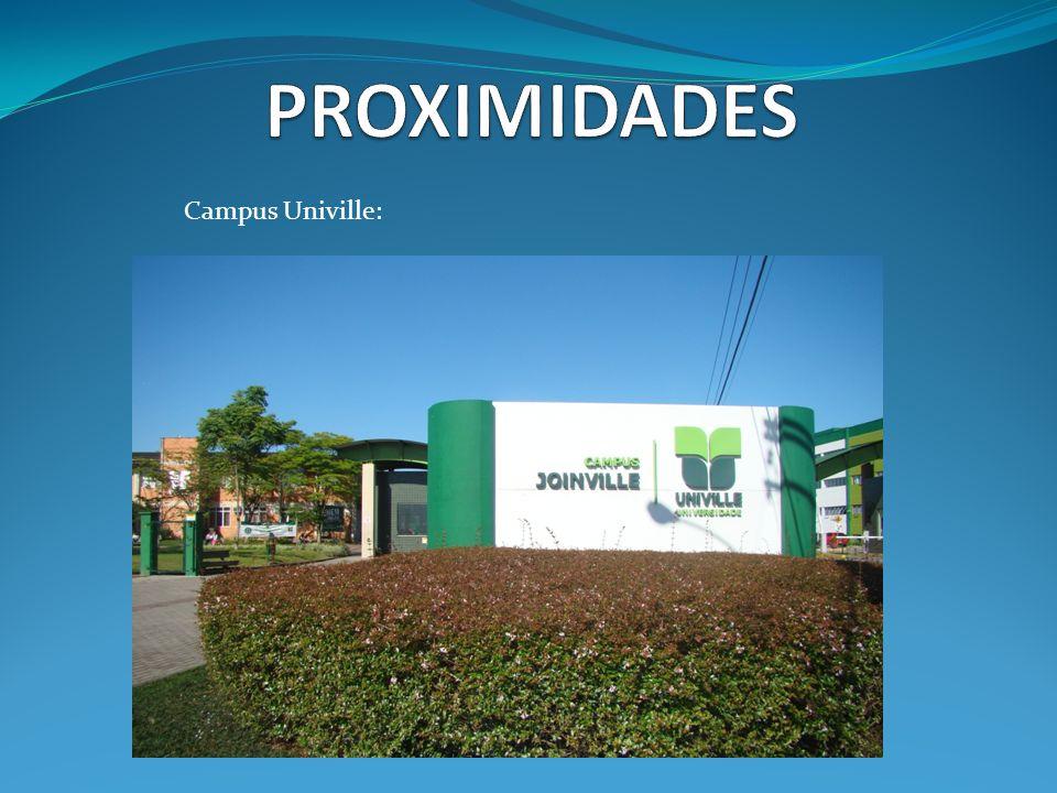 PROXIMIDADES Campus Univille: