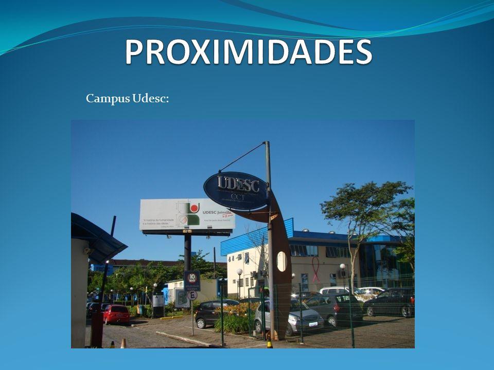 PROXIMIDADES Campus Udesc: