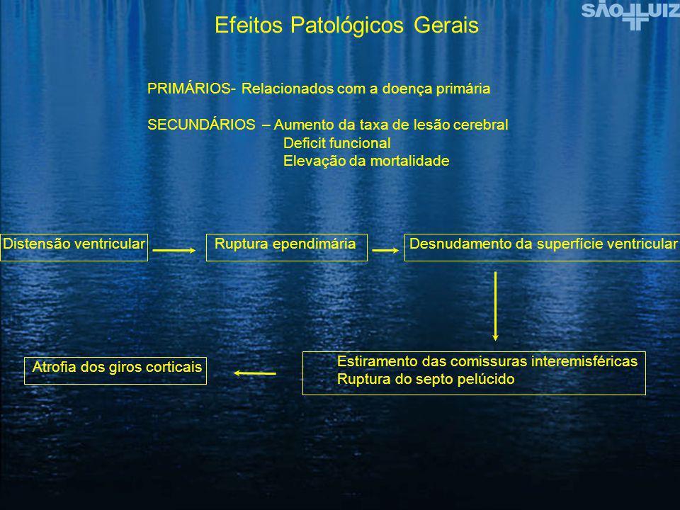 Efeitos Patológicos Gerais