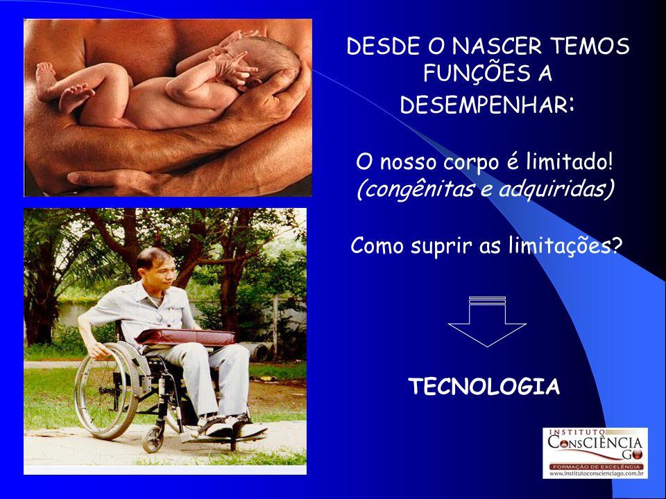 DESDE O NASCER TEMOS FUNÇÕES A DESEMPENHAR: