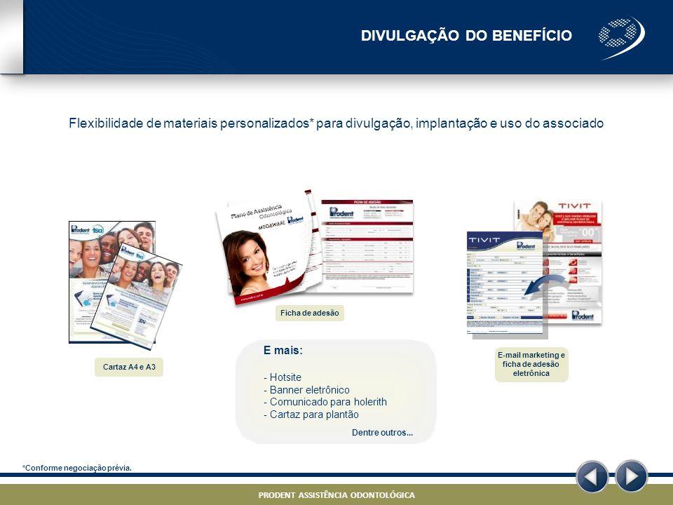 E-mail marketing e ficha de adesão eletrônica