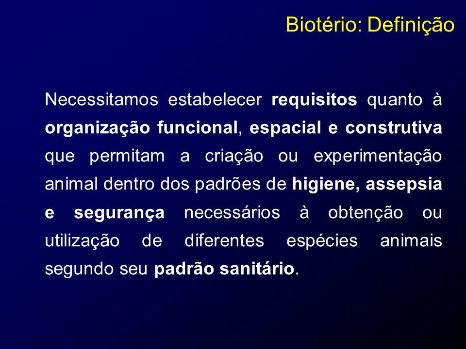 Biotério: Definição