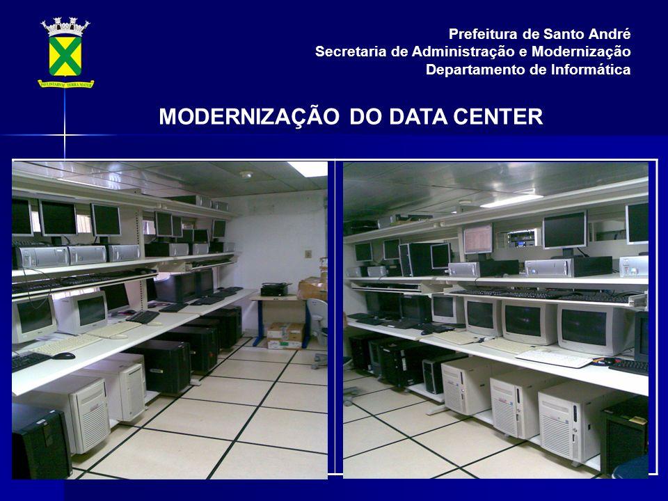 MODERNIZAÇÃO DO DATA CENTER