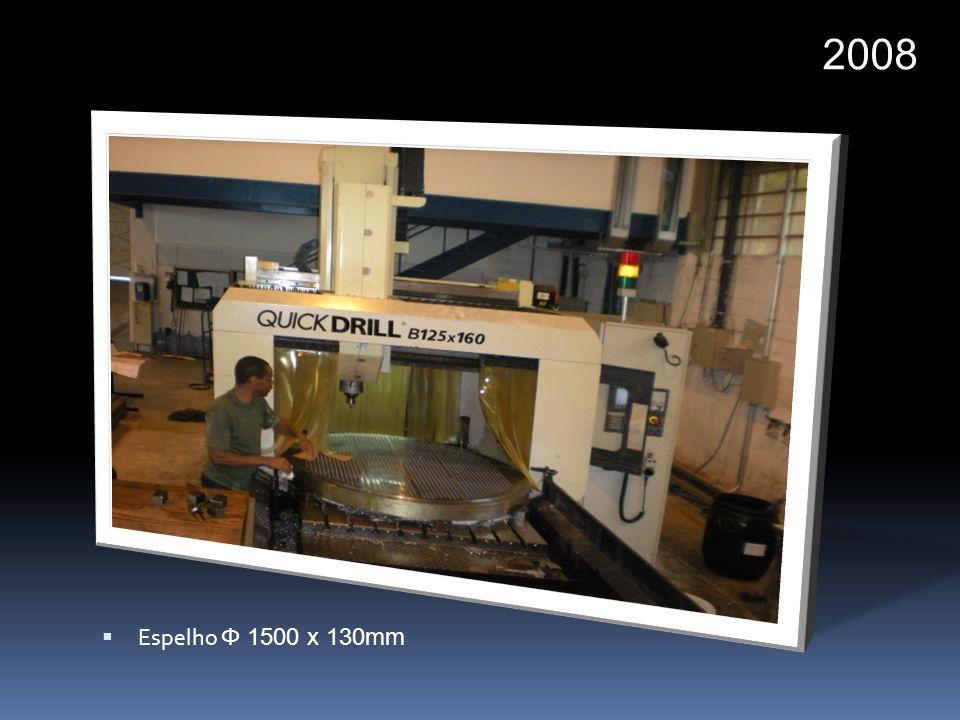 2008 Espelho Φ 1500 x 130mm