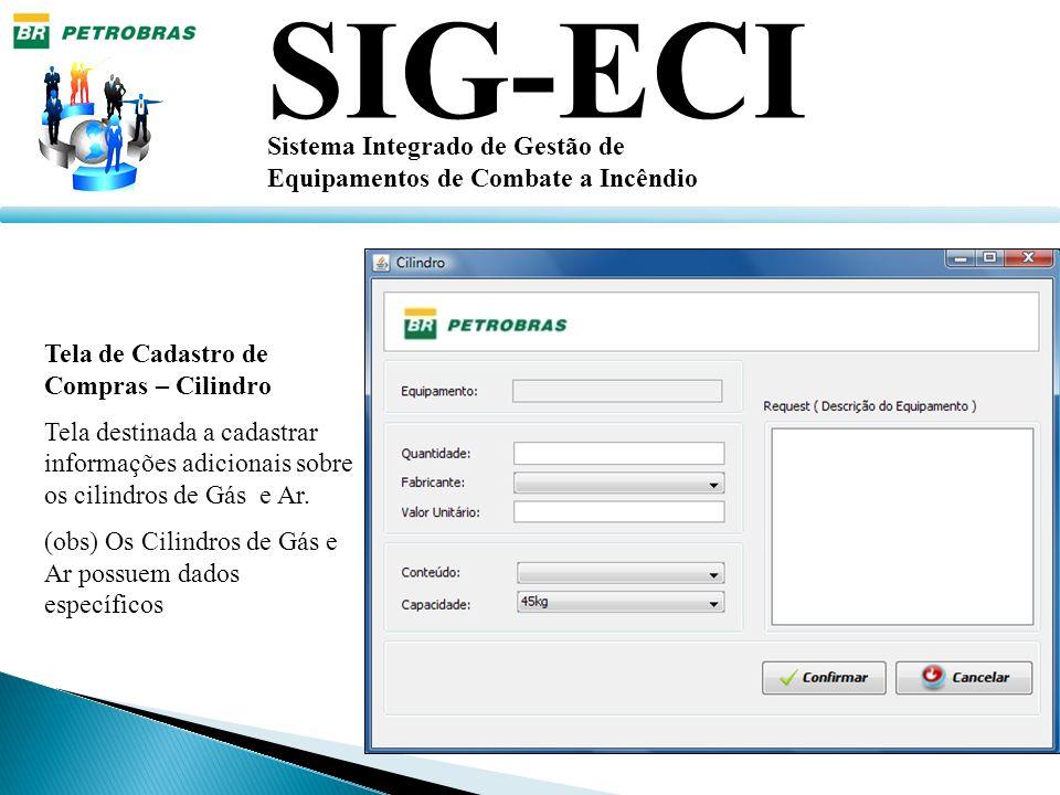 SIG-ECI Sistema Integrado de Gestão de