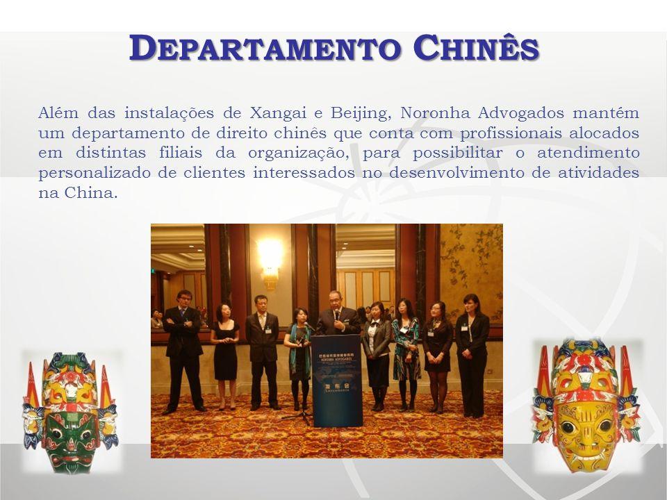 Departamento Chinês