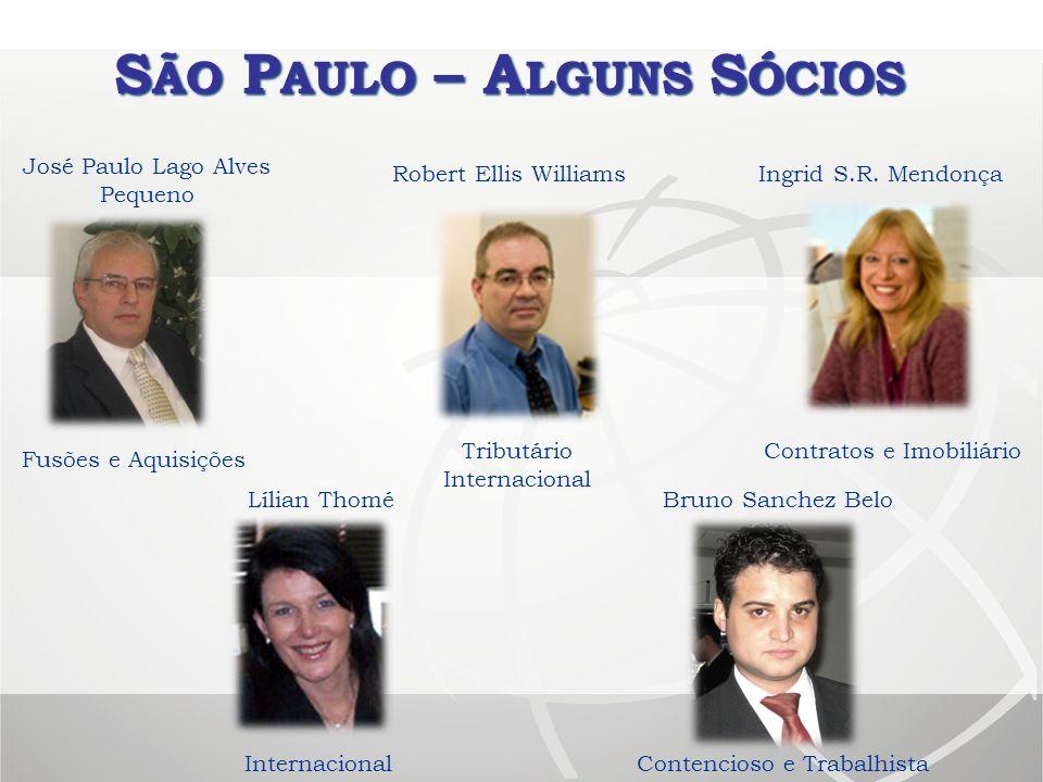 São Paulo – Alguns Sócios