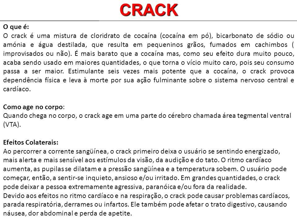 CRACK O que é: