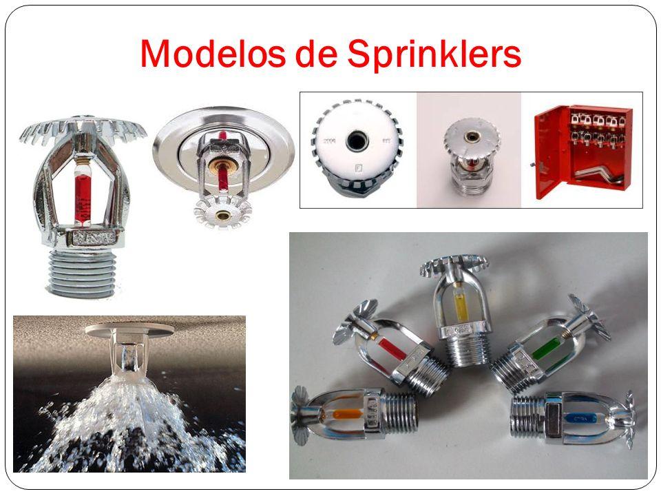 Modelos de Sprinklers