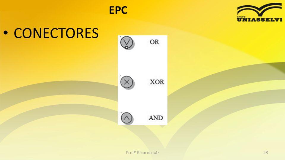 EPC CONECTORES Profº Ricardo luiz