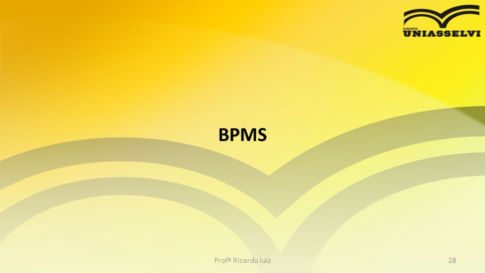BPMS Profº Ricardo luiz