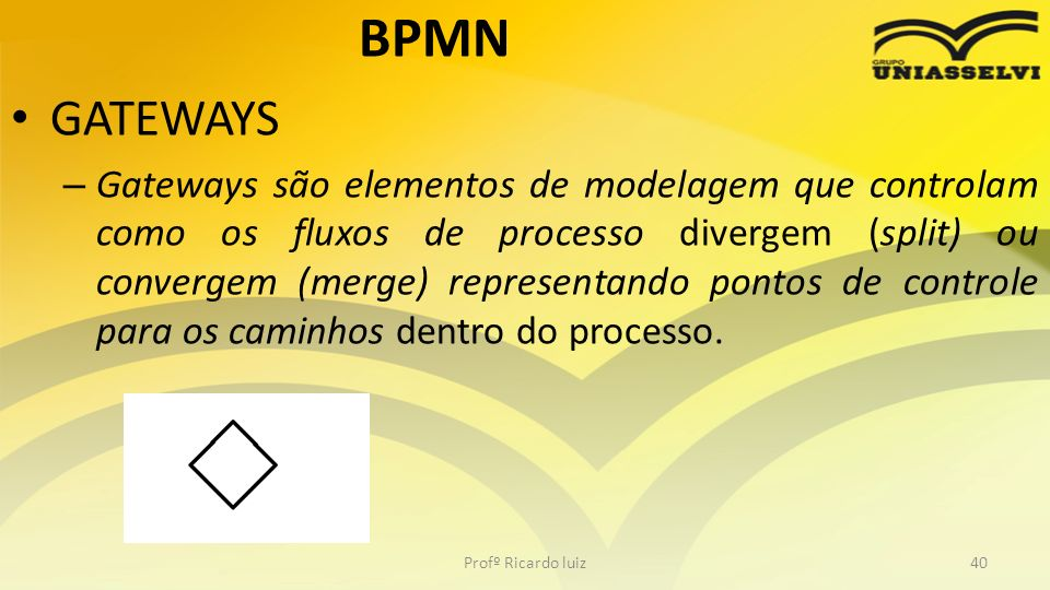 BPMN GATEWAYS.