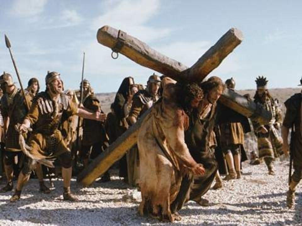 4. A Crucificação e Morte: