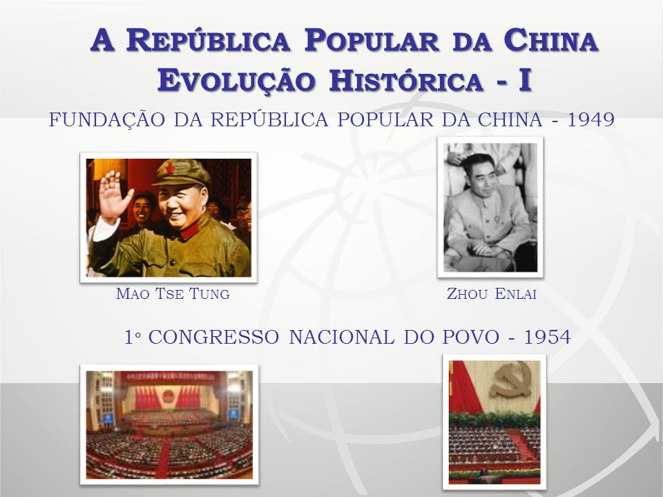 A República Popular da China