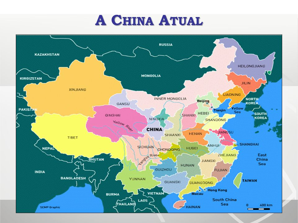 A China Atual