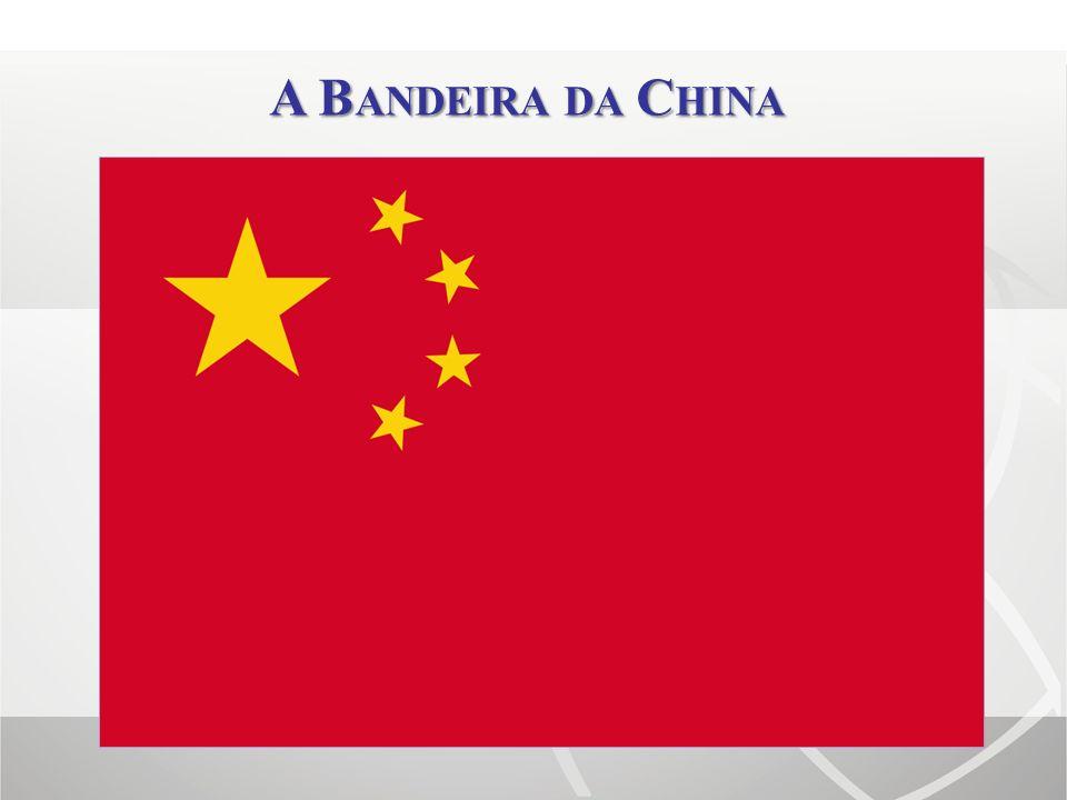 A Bandeira da China