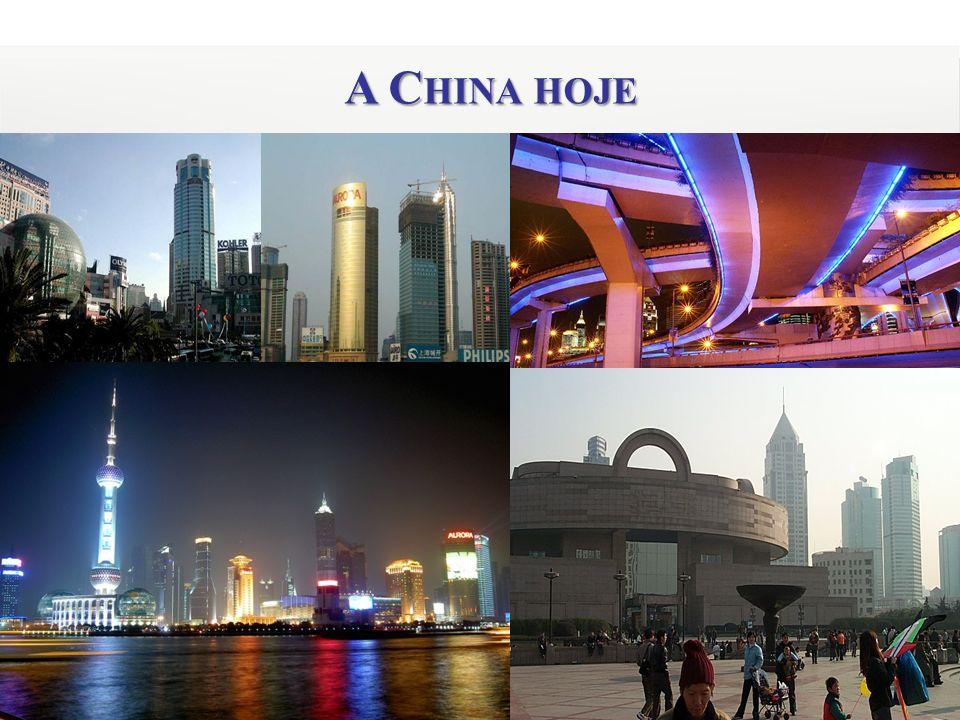 A China hoje