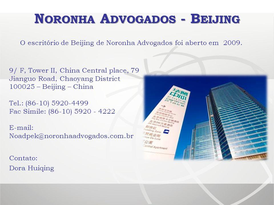 Noronha Advogados - Beijing