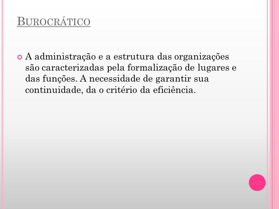 Burocrático