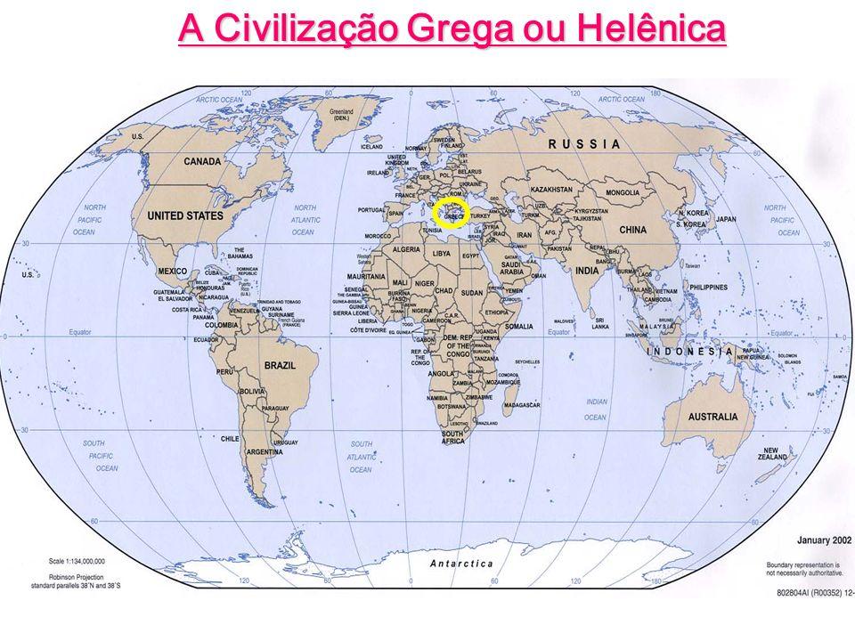 A Civilização Grega ou Helênica