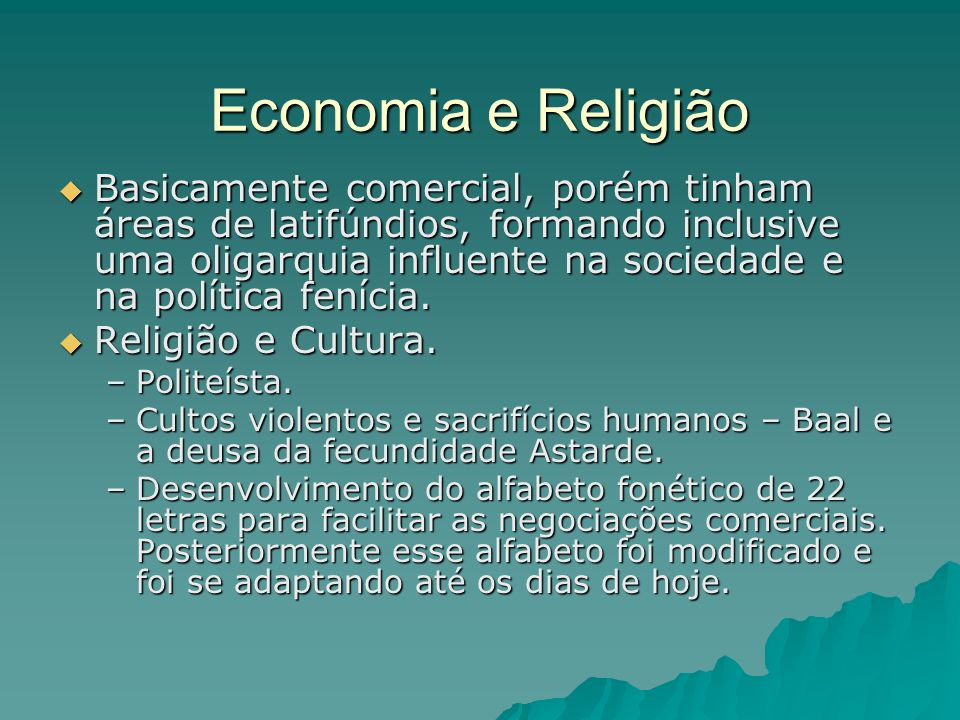 Economia e Religião