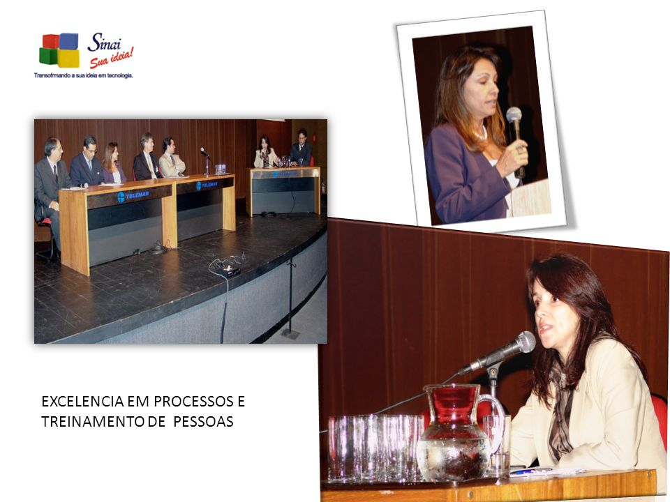 EXCELENCIA EM PROCESSOS E TREINAMENTO DE PESSOAS