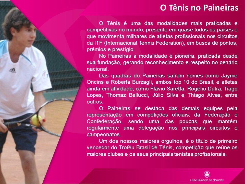 O Tênis no Paineiras