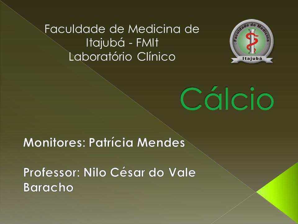 Monitores: Patrícia Mendes Professor: Nilo César do Vale Baracho