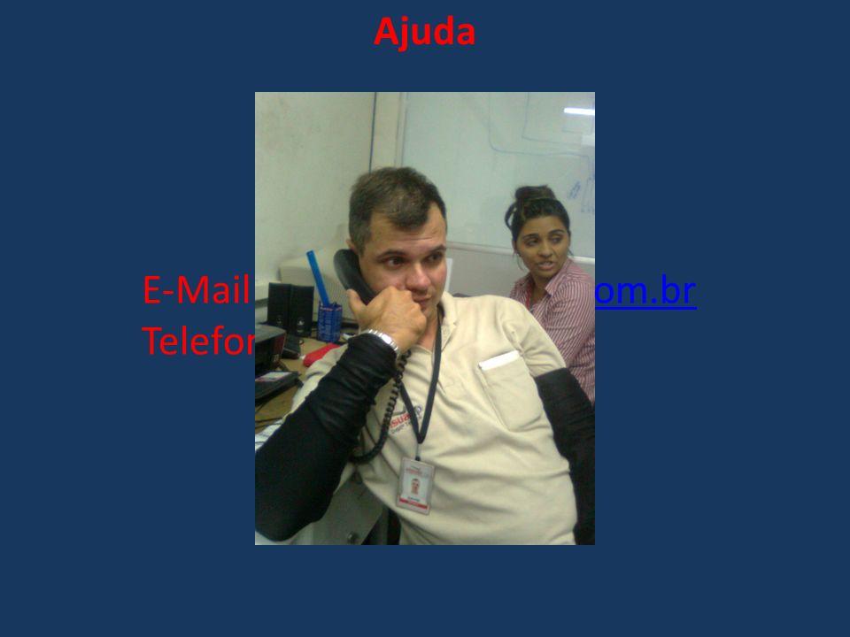 Ajuda E-Mail: tecnico@visualid.com.br Telefone: (84) 3231-8484