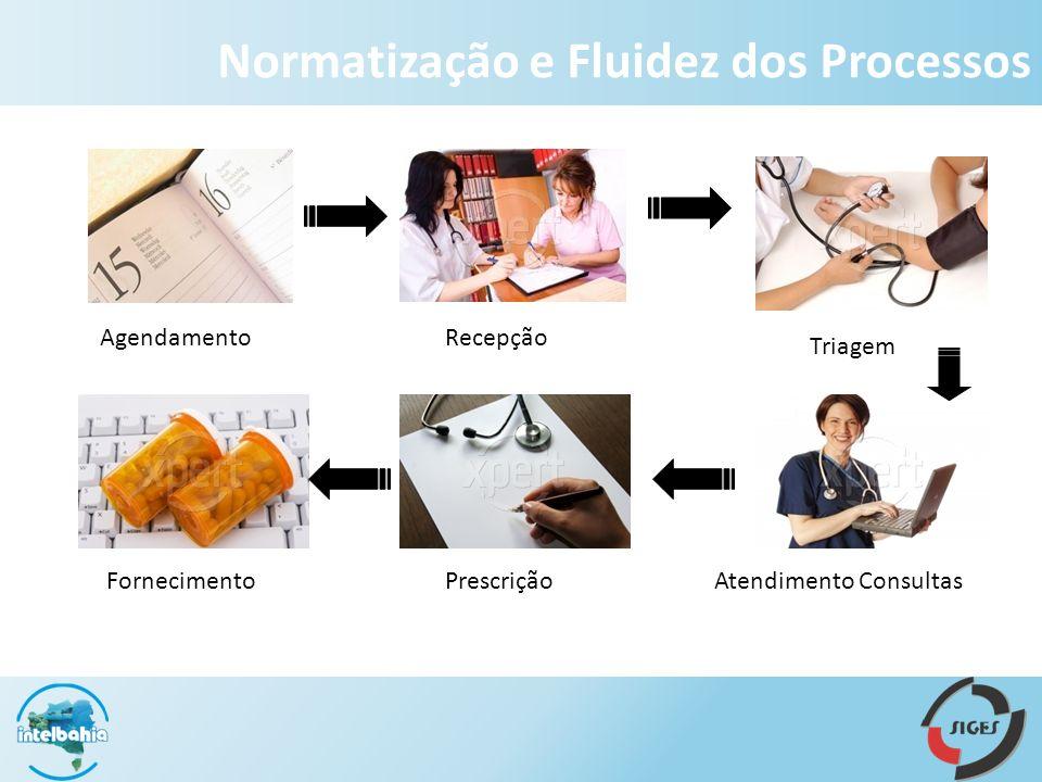 Normatização e Fluidez dos Processos