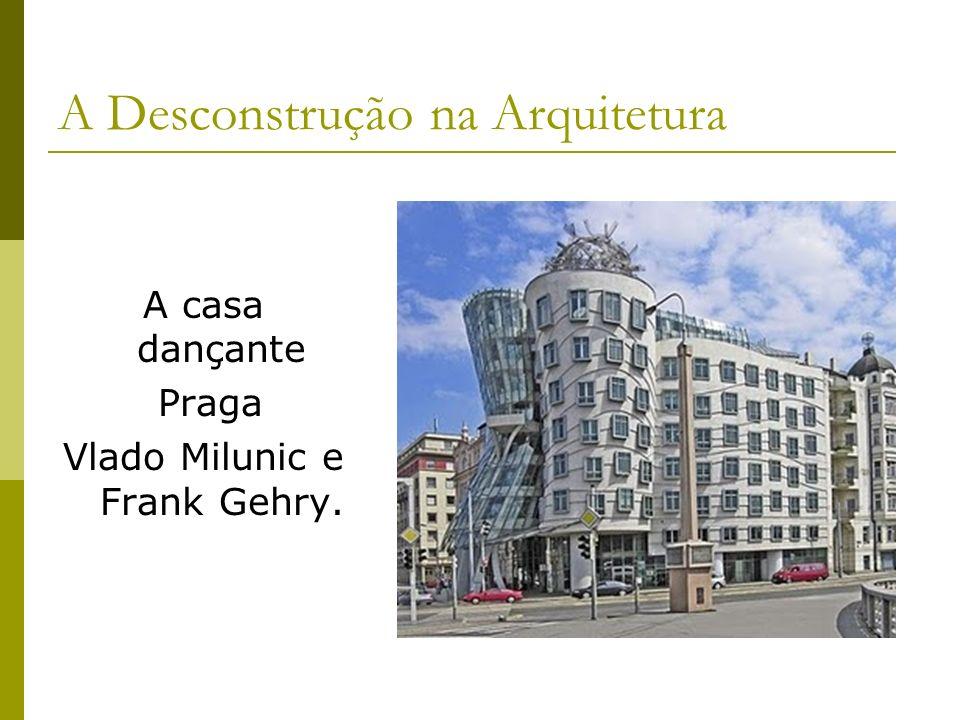 A Desconstrução na Arquitetura