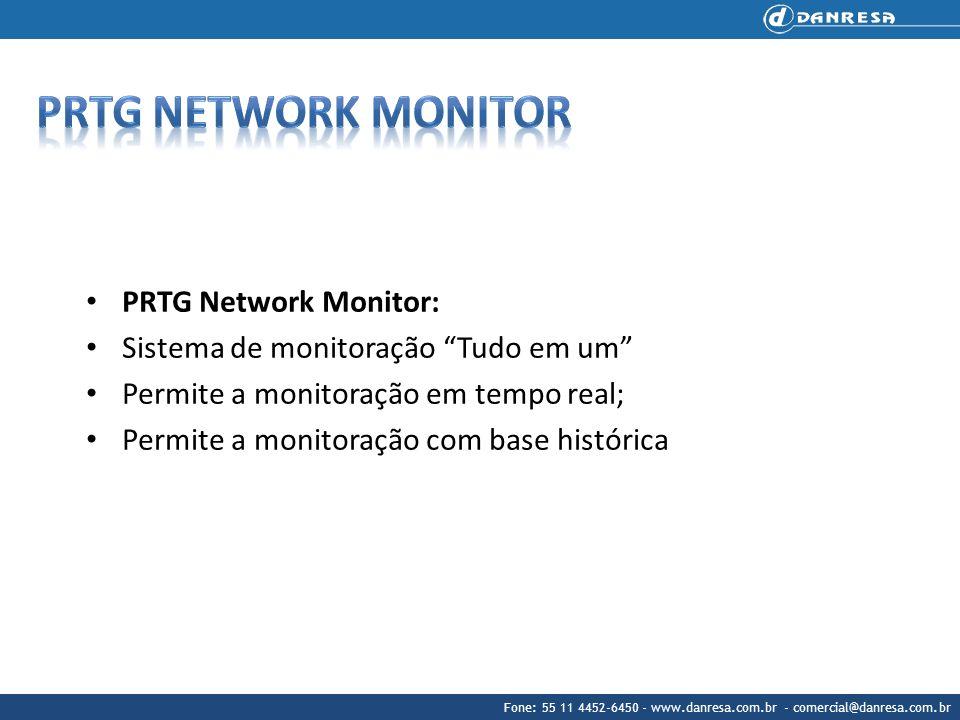 PRTG Network monitor PRTG Network Monitor: