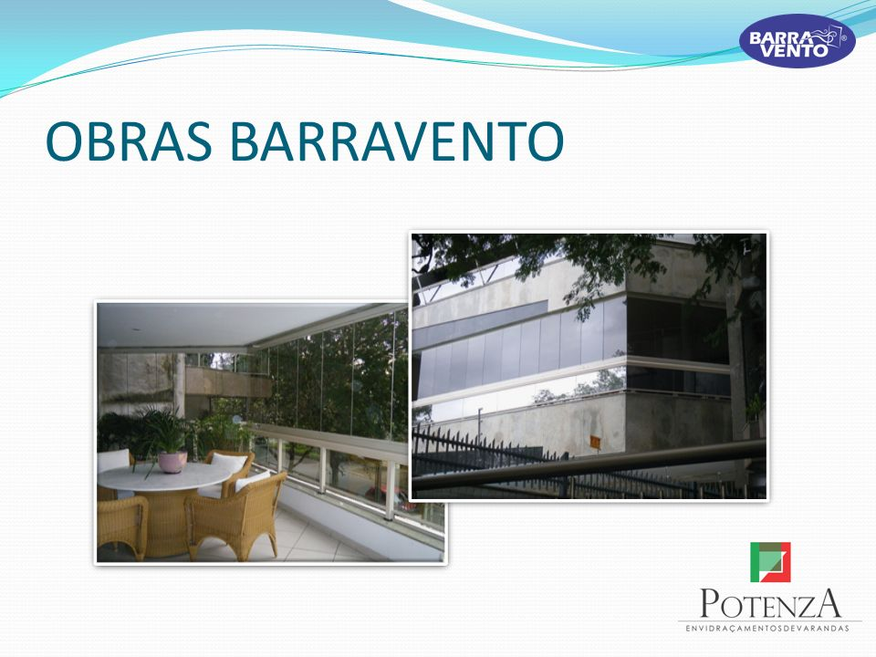 OBRAS BARRAVENTO