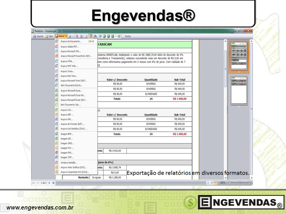 Engevendas® www.engevendas.com.br