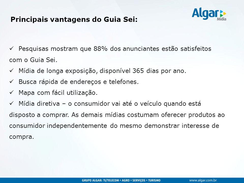Principais vantagens do Guia Sei:
