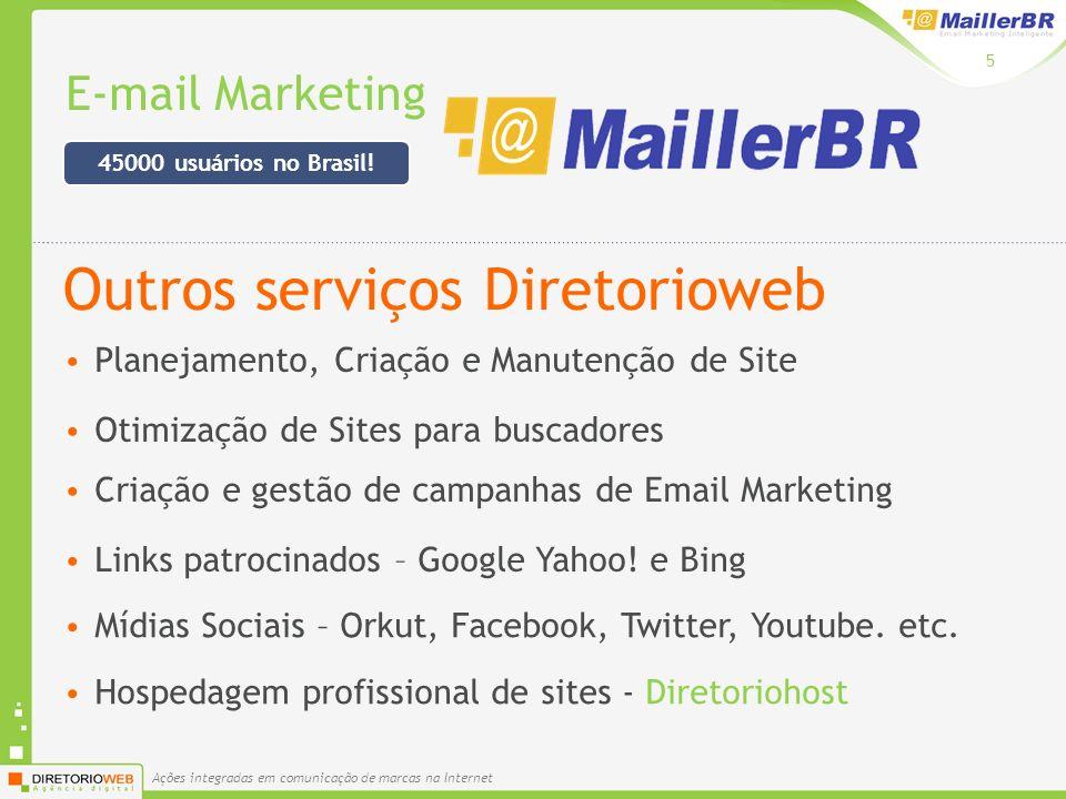 Outros serviços Diretorioweb