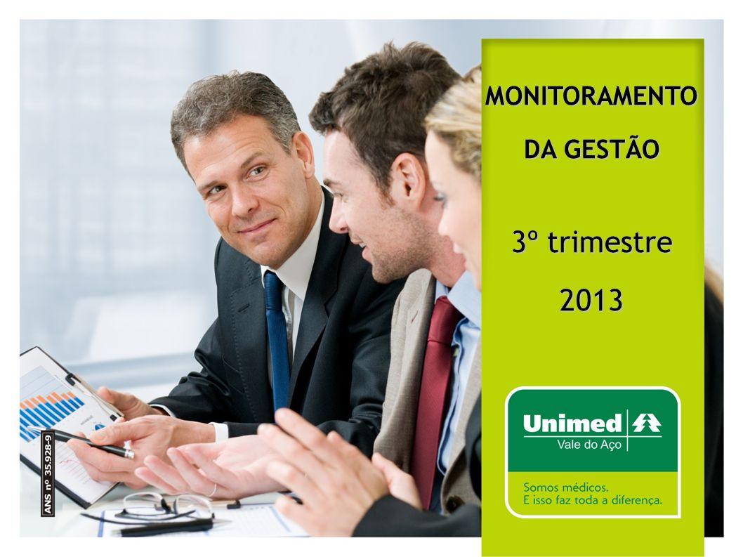 MONITORAMENTO DA GESTÃO 3º trimestre 2013 1