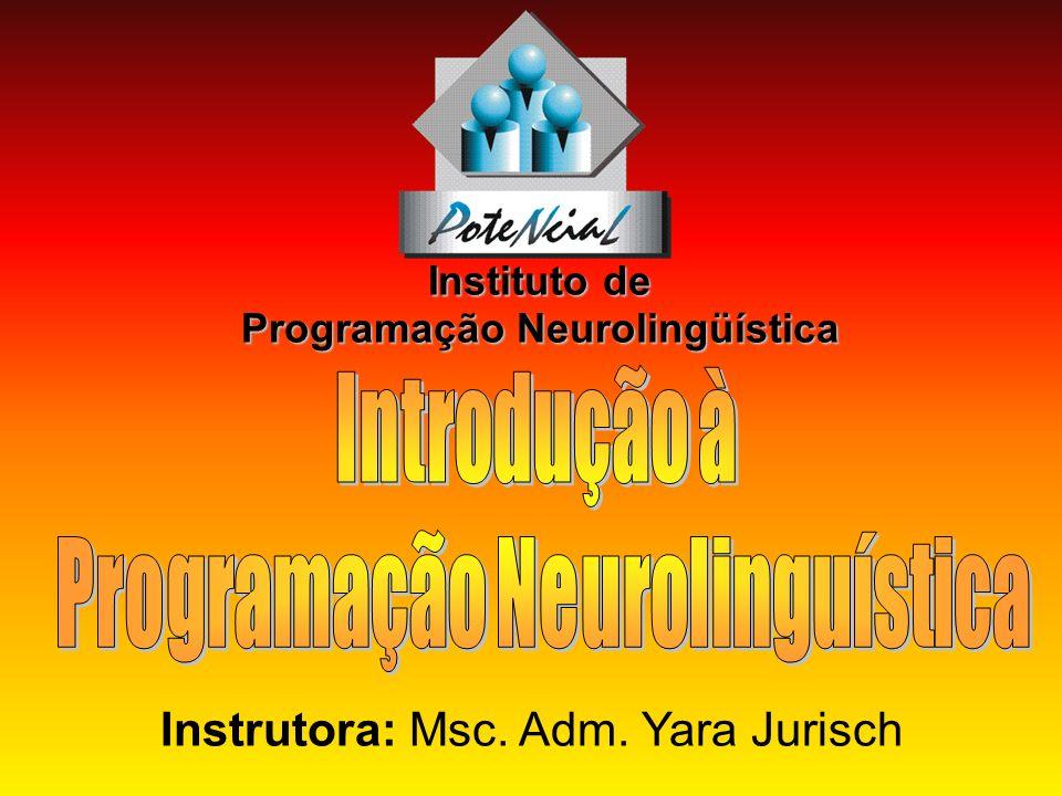 Programação Neurolingüística Programação Neurolinguística