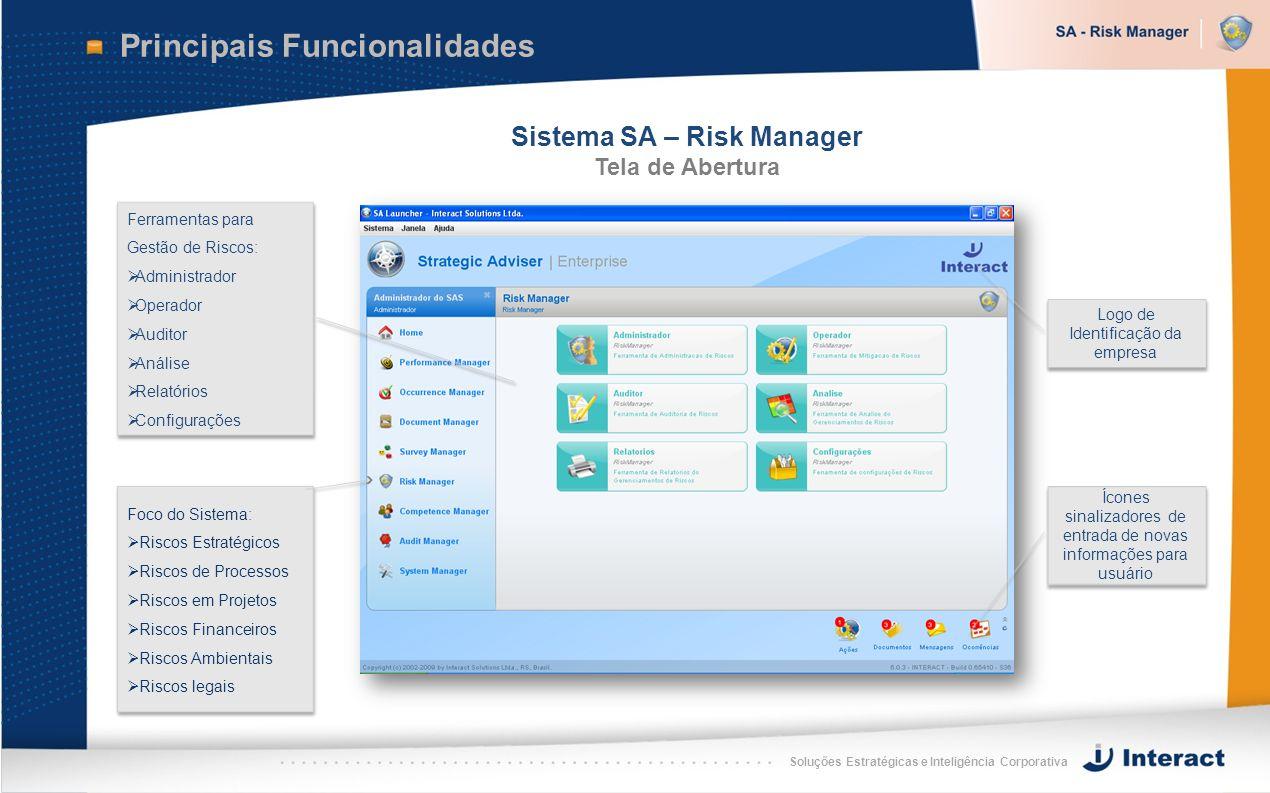 Sistema SA – Risk Manager