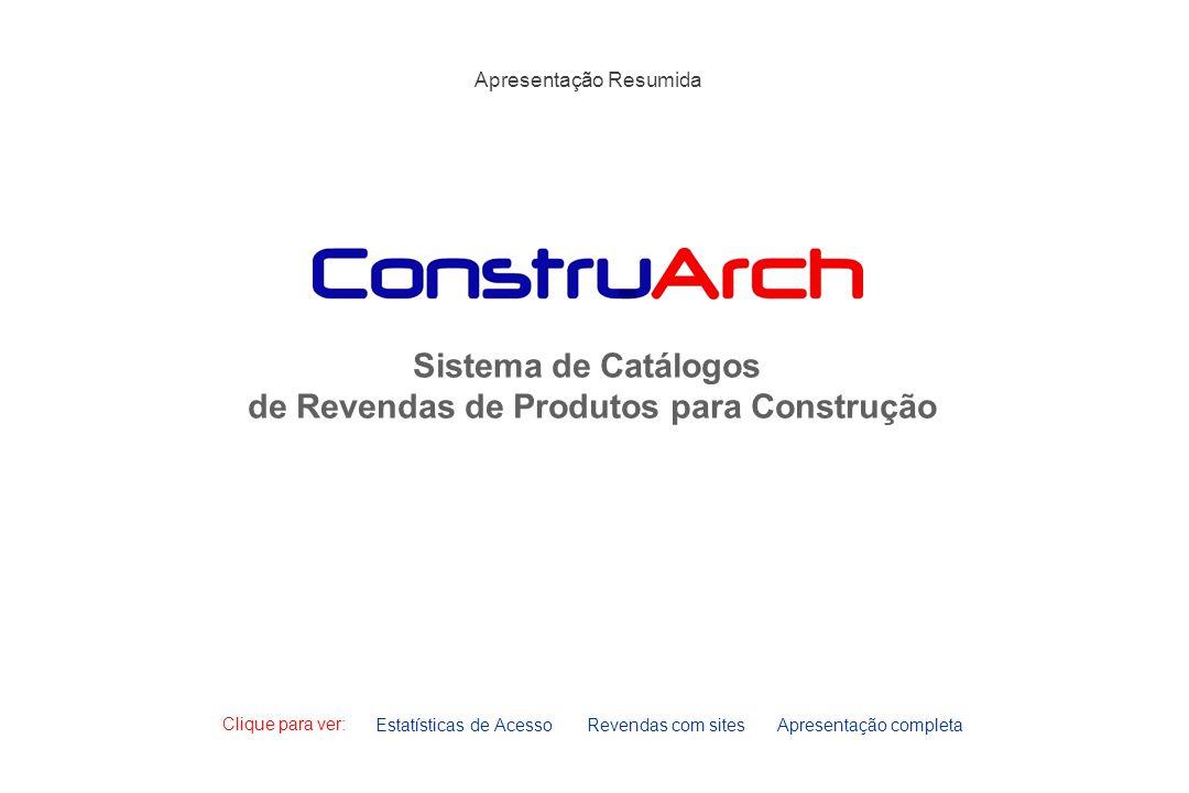 de Revendas de Produtos para Construção