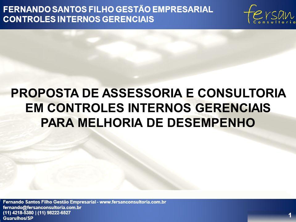 FERNANDO SANTOS FILHO GESTÃO EMPRESARIAL