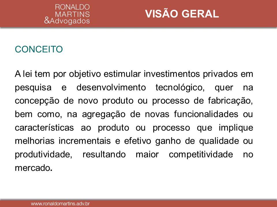 VISÃO GERAL CONCEITO.