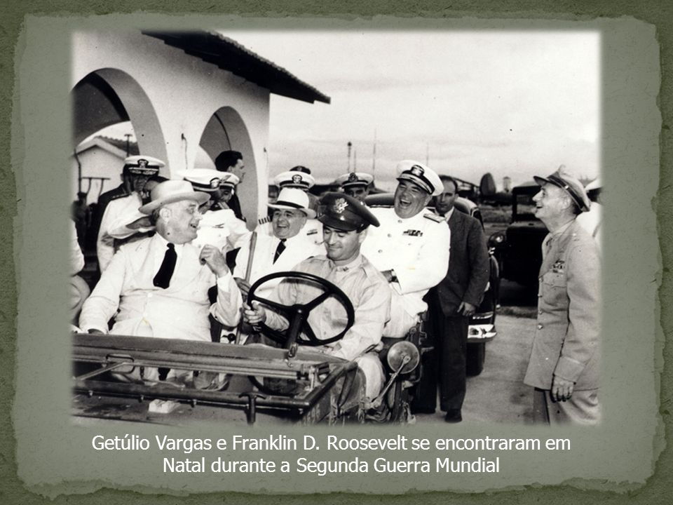 Getúlio Vargas e Franklin D